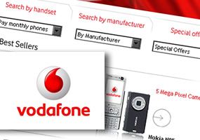 dorindesign - vodafone affiliate