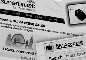 dorindesign - superbreak for travel agents